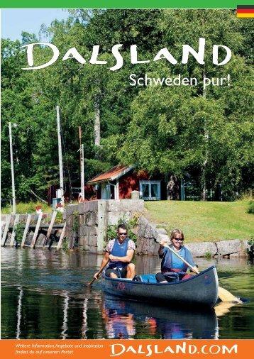 Schweden pur! - Dalslands Turist AB