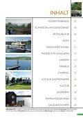 Schweden pur! - Dalslands Turist AB - Seite 3