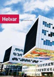 Jahresbericht 2012 - Helvar