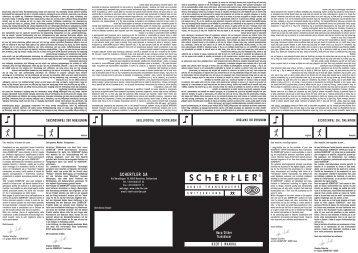 dyn-h-manual2006 stp - Schertler