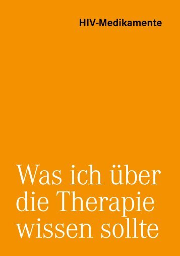 HIV-Medikamente - Shop | Aids-Hilfe Schweiz