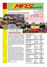 para ver Revista Mas Deporte 26 - Caballos Ecuador