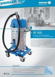 RI 300 - Bernhard Ringler Apparatebau GmbH