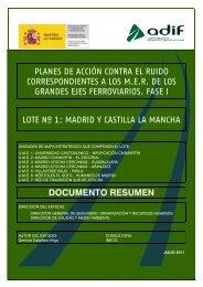 Madrid y Castilla La Mancha - Sistema de Información sobre ...