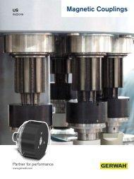 Magnetic Couplings - Ringfeder
