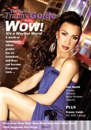 WOW08 26/1/09 09:00 Page 1 - WayOut Publishing Co Ltd