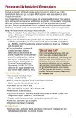 Standby and Backup Generators - Page 3