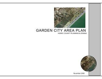PDF Garden City Area Plan - Horry County Government