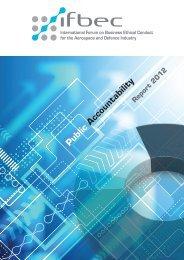 IFBEC Public Accountability Report 2012 - Gifas