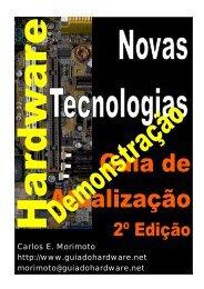 Hardware, novas tecnologias - Página não encontrada