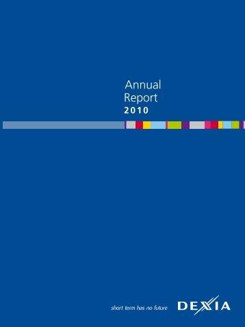 DenizBank Moscow 2010 Annual Report