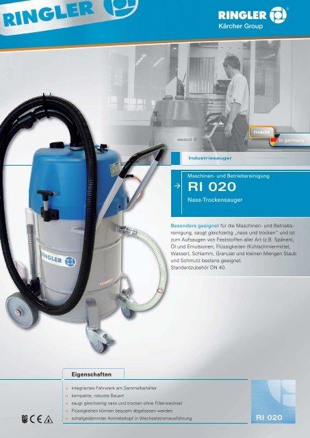 RI 020 - Bernhard Ringler Apparatebau GmbH