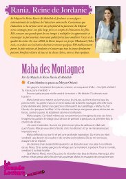 Maha des Montagnes - Global Campaign for Education