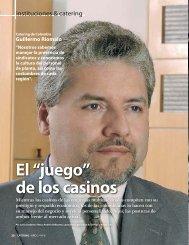 """El """"juego"""" de los casinos - Catering.com.co"""
