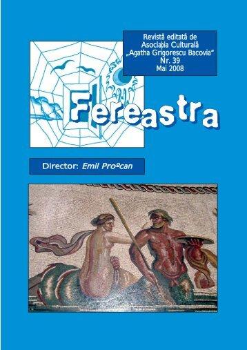Director: Emil Proºcan - Primaria Mizil