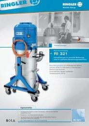 RI 321 - Bernhard Ringler Apparatebau GmbH