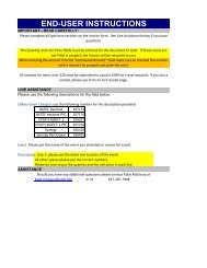 Invoice for Services 2013 Multi Line - Synergy