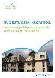 nUO ESTIJOS IKI KROATIJOS: - Baltijos aplinkos forumas