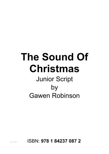 Script The Sound Of Christmas.pdf - Musicline