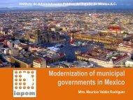 Municipal-modernization