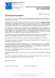 Informationen / Anschreiben / Anmeldeformular (PDF) - Eabip.org