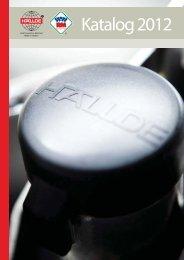 Katalog Hallde 2012 - RM Gastro