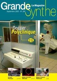 Polyclinique Dossier Polyclinique - Ville de Grande-Synthe