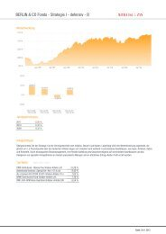 BERLIN & CO Fonds - Strategie I - defensiv - B - acarda