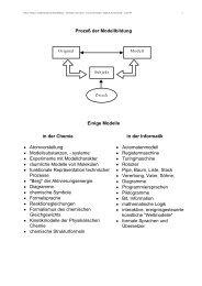 2. Gruppenvortrag (pdf) - HyFISCH-HyperForum Informatik in der ...