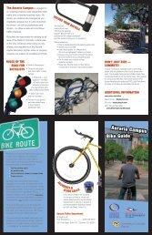 Bike Guide Auraria Campus - Auraria Higher Education Center