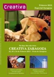 Talleres Creativa Zaragoza 2013 - Feria de Zaragoza
