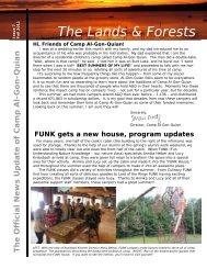 Issue 7 Fall 2011 - Ann Arbor YMCA
