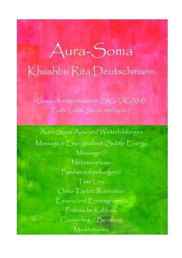 in Deutsch - Khushbu Rita Deutschmann Aura-Soma Aus