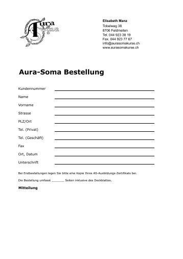 Infos zur Preis - aura-soma kurse / malen