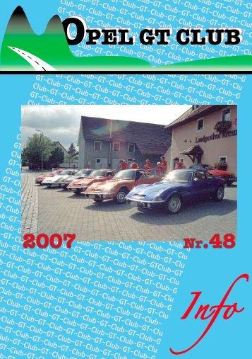 OPEL GT CLUB OPEL GT CLUB - OPEL GT CLUB Schweiz
