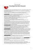 Tätigkeitsbericht 2010/2011 - Arbeitsgemeinschaft der ... - Page 7