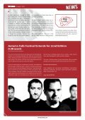 The VIP-Booking european live entertainment Book - Page 7