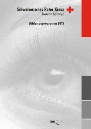 Kursprogramm 2013 - SRK Schwyz