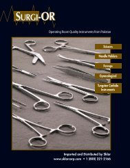 Surgi-OR/12pgs. NEW 5/02 - Sklar Surgical Instruments