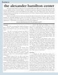 alexander hamilton center turks & caicos - Hamilton College - Page 3