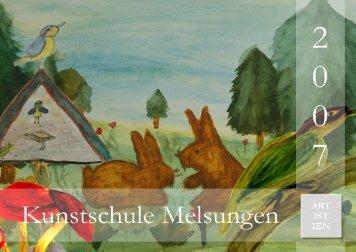 Kalender - 2007 - Kulturinitiative Begegnungsraum e.V.