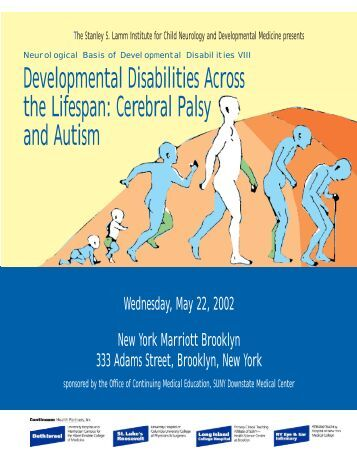 developmental disabilities essay Developmental disabilities are severe, long-term problems they may be physical, such as blindnessthey may affect mental ability, such as learning disabilitiesor the problem can be both physical and mental, such as down syndromethe problems are usually life-long, and can affect everyday living.