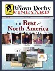 The Bestof - Brown Derby International Wine Center