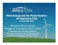 Wind Power Myths Debunked - Utility Variable Generation ...
