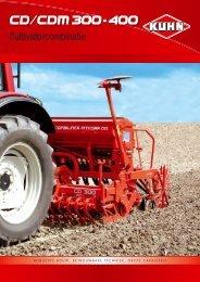 CD CDM 300 - 400 - Reesink Technische Handel B.V.