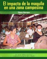 Sébaco, Nicaragua El impacto de la maquila en una zona ... - Sidoc