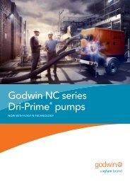 Godwin NC series Dri-Prime® pumps - Water Solutions