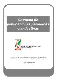 Untitled - Fundación Estudios Sindicales - CCOO