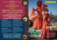 020 8950 4156 · 020 8950 0475 - Watford - The flea magazine