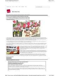 Page 1 of 2 ver.di: Kampf um Sozial-TV 4/22/2012 http://weser-ems ...